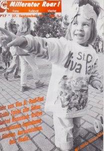 Cover Fanzine 1991