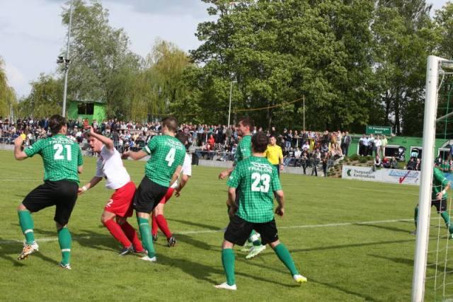 FC Kreuzlingen (Gruenschwarz) gegen FC Amriswil auf der Sportanlage Hafenfeld Kreuzlingen am Samstag 9. Mai 2015 (FOTO GACCIOLI KREUZLINGEN)