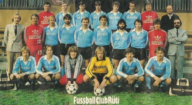 FC Rüti 1982 Nationalliga B