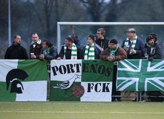 FC Kreuzlingen (Gruenweiss) gegen FC Sirnach, Schweizer Cup 1. Qualifikationsrunde, FCK-Arena im Hafenareal Sportanlage Hafenfeld Kreuzlingen am Samstag 12. November 2016 (FOTO GACCIOLI KREUZLINGEN)